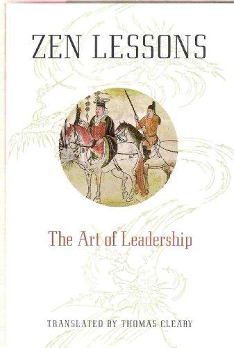 9780760707708: Zen Lessons: The Art of Leadership