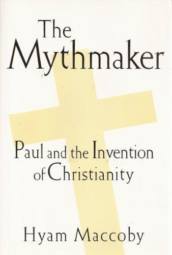 9780760707876: The Mythmaker [Hardcover] by Hyam MacCoby