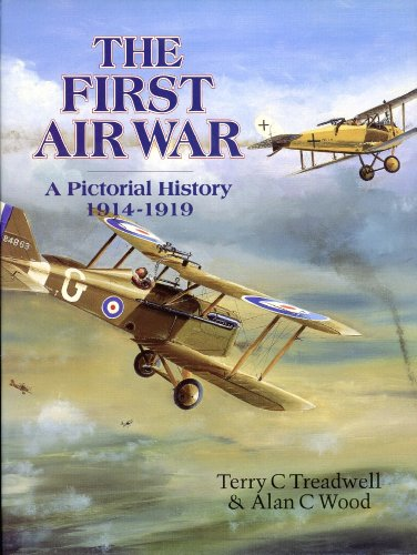 9780760707883: The first air war: A pictorial history, 1914-1919