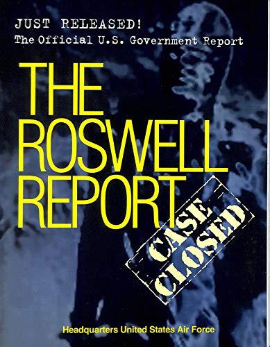 Roswell Report Case Closed: U S Air