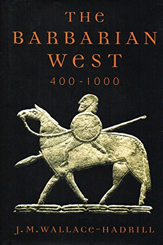 9780760708316: The barbarian West, 400-1000