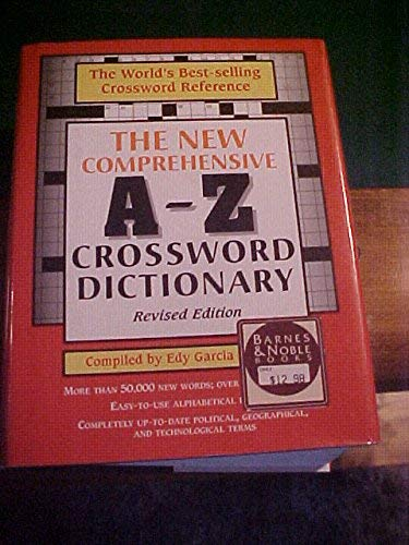 9780760708699: The New comprehensive A-Z crossword dictionary