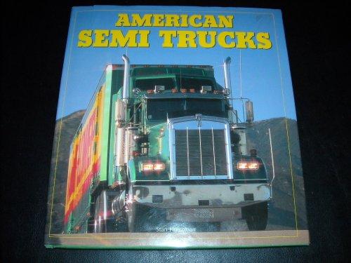 9780760709016: American semi trucks