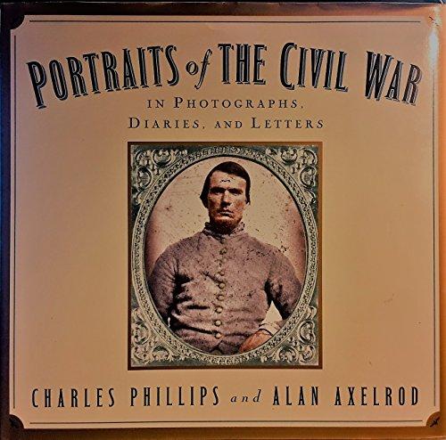 9780760709108: Portraits of the Civil War