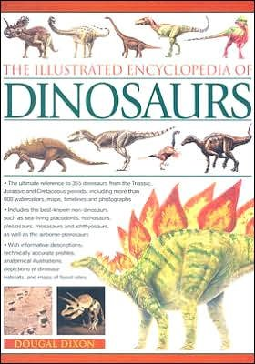 9780760709184: Illustrated Encyclopedia Of Dinosaurs