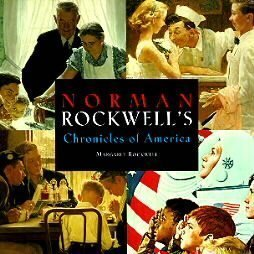 9780760709610: Norman Rockwell's chronicles of America