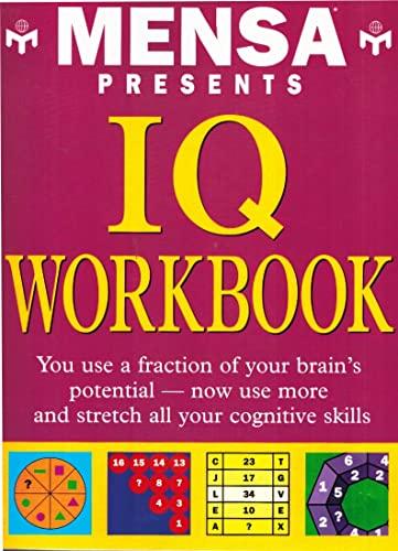 9780760709924: Mensa Presents IQ Workbook