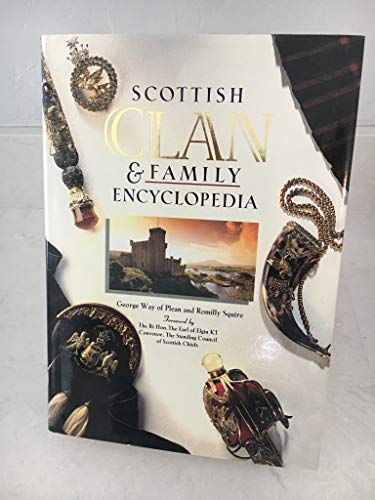 9780760711200: Scottish Clan and Family Encyclopedia [Hardcover] by J.K.Rowling