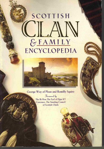 9780760711477: Scottish Clan & Family Encyclopedia [Paperback] by
