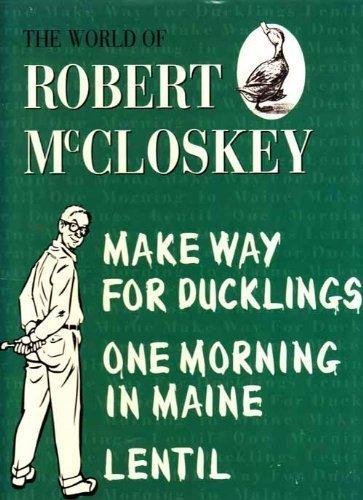 The World of Robert McCloskey: McCloskey, Robert