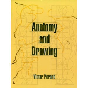 Best selling] anatomy and drawing by victor perard.