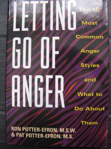 9780760712733: Letting go of anger: The 10 most common anger styles and what to do about them