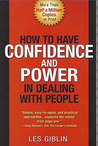 9780760714027: How to have confidence and power in dealing with people