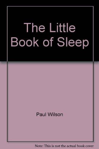 9780760715253: The Little Book of Sleep