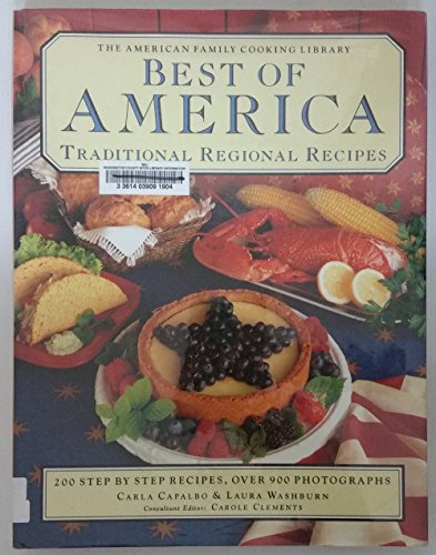 9780760715338: Best of America (The American family cooking library)