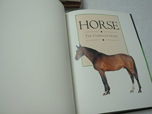 9780760717202: Horse: The complete guide