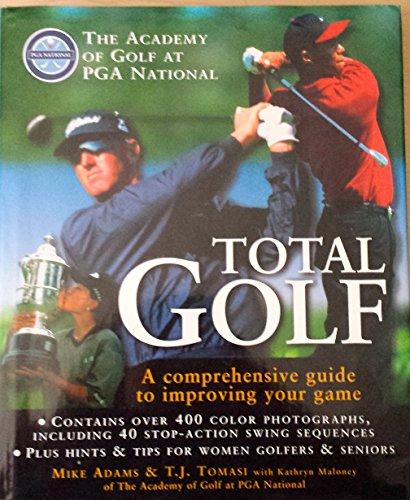 9780760718667: Total Golf