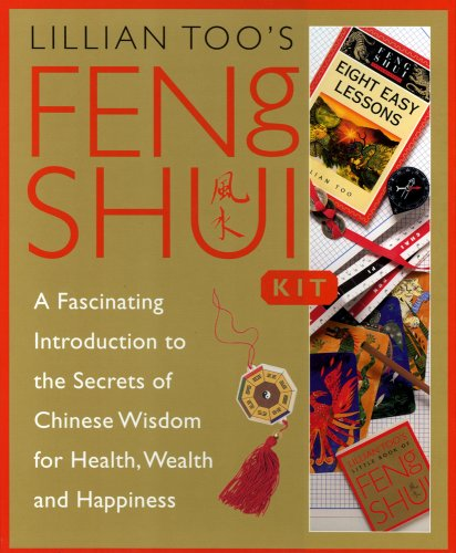 9780760718780: Lillian Too's Feng Shui Kit