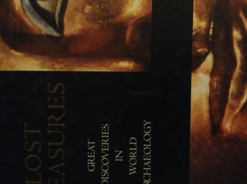 9780760718988: Lost treasures: Great discoveries in world archaeology