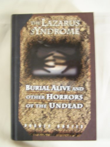 The Lazarus syndrome: Burial alive and other: Davies, Rodney