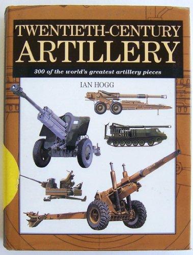 9780760719947: Twentieth-century artillery