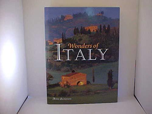 Wonders of Italy: Sacerdoti, Annie