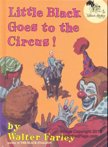 9780760721919: Little Black Goes to the Circus!