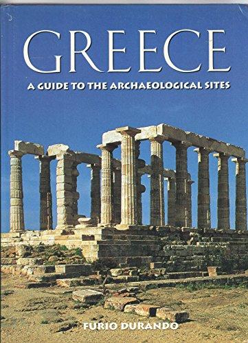 Greece; A guide to the Archaeological Sites: Durando, Furio