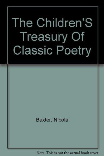 9780760722664: The Children's Treasury of Classic Poetry