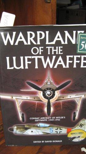 9780760722831: Warplanes of the Luftwaffe [Gebundene Ausgabe] by Donald David - Gunston Bill...