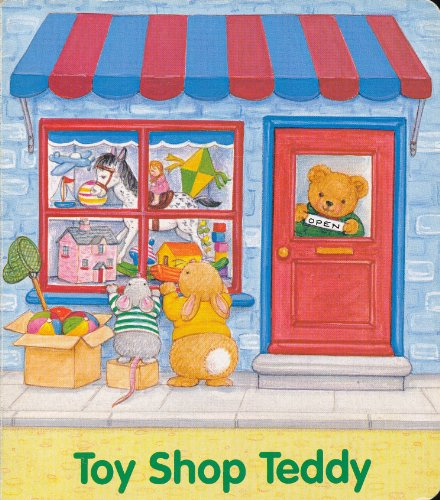Toy Shop Teddy (0760723532) by Jane Brett