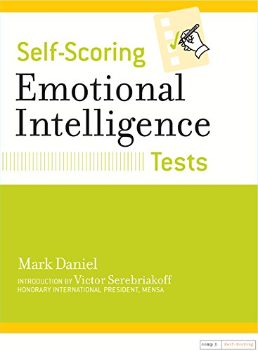 9780760723708: Self-scoring emotional Intelligence (Self-Scoring Tests)