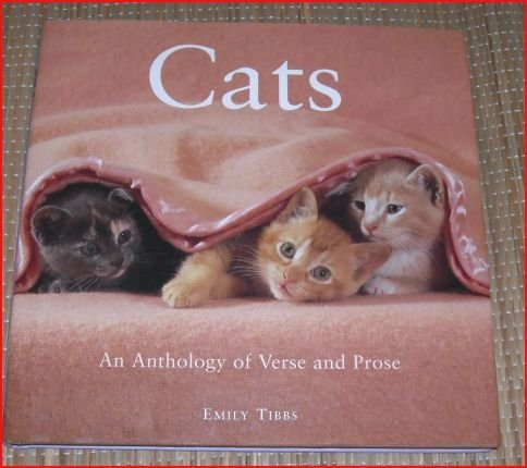 9780760724293: Cats: An anthology of verse & prose