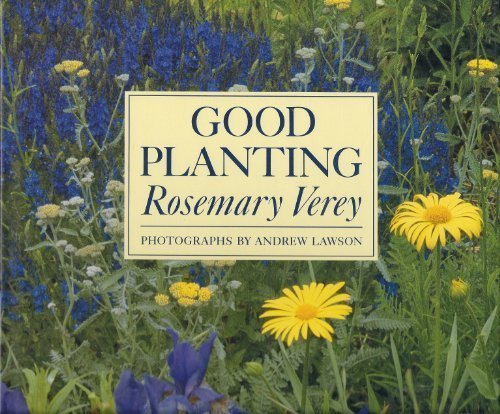 Good Planting: Rosemary Very