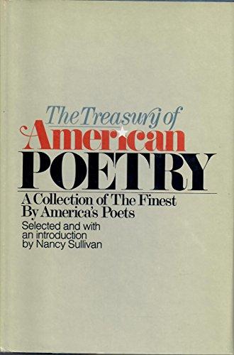 9780760726006: The Treasury of American Poetry