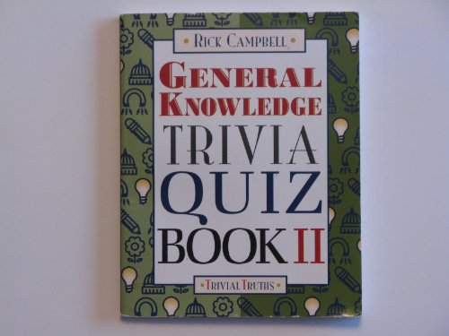 9780760726679: General Knowledge Trivia Quiz Book II