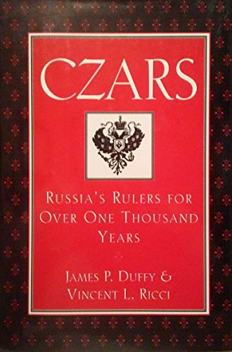9780760726730: Czars: Russia's rulers for over one thousand years