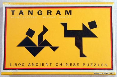Tangram: 1,600 Ancient Chinese Puzzles (0760727120) by Joost Elffers; Michael Schuyt