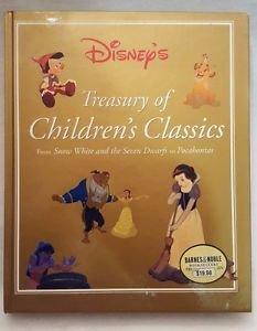 9780760727157: Disney's Treasury of Children's Classics