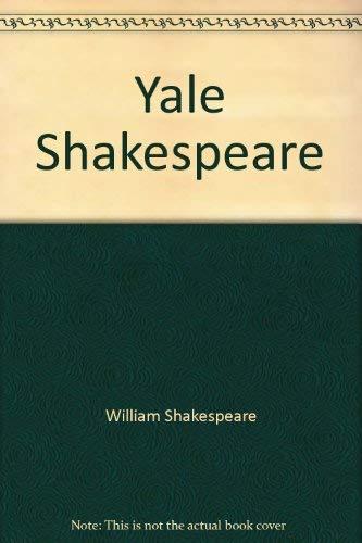 9780760727317: Yale Shakespeare