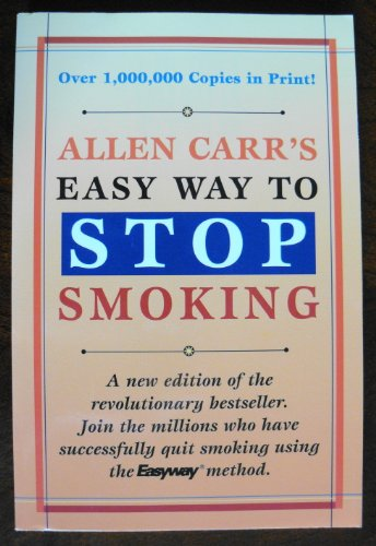 9780760727324: Allen Carr's Easy Way to Stop Smoking