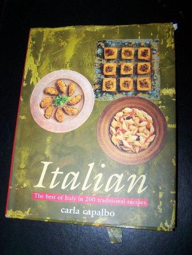 Italian: The Best of Italy in 200: Carla Capalbo
