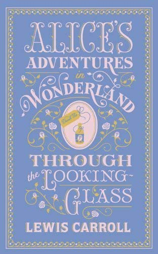 9780760727799: Alice's Adventures in Wonderland and Through the Looking-glass