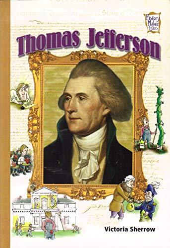 9780760728321: Thomas Jefferson (History Maker Bios)