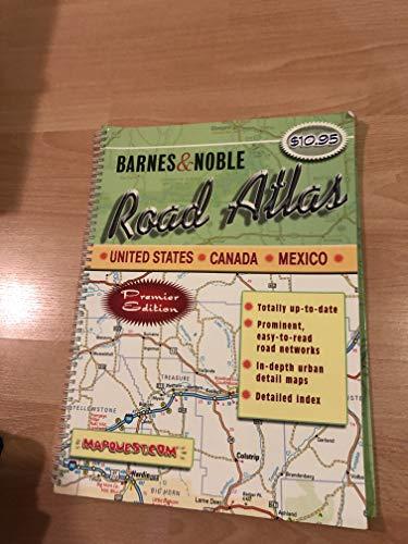 9780760728710: Barnes & Noble Road Atlas