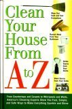 Clean Your House From A to Z (0760730768) by Rodale
