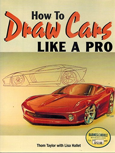 9780760731611: How To Draw Cars Like a Pro [Gebundene Ausgabe] by