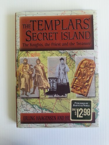 9780760732052: The Templars' Secret Island: The Knights, the Priest and the Treasure
