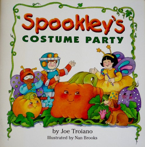 9780760732113: Spookley's Costume Party