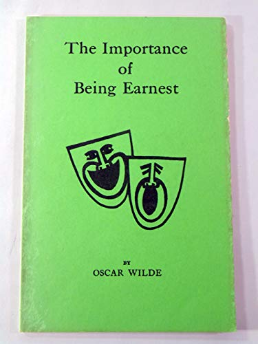 9780760733493: The Importance of Being Earnest and Other Plays [Gebundene Ausgabe] by Oscar ...